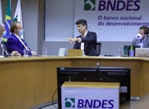 Governador Mauro Carlesse assina com BNDES acordo de cooperação técnica para Programa de Parcerias e Investimentos
