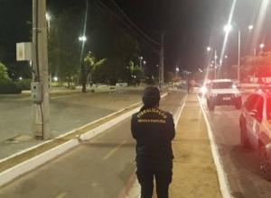 Operação Integrada encerra festa clandestina na Capital e conduz quatro pessoas à delegacia no final de semana