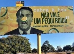 Pequi roído: MPF arquiva inquérito contra crítico de Bolsonaro