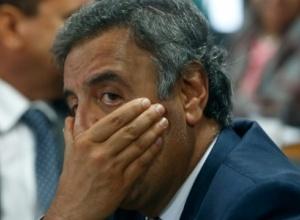 Denuncia e multa a Aécio por corrupção passiva e obstrução da Justiça