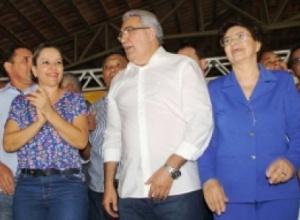 Discussão entre Josi Nunes e Laurez Moreira durante o Ação Global expõe a fragilidade de uma aliança política
