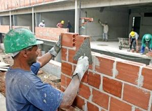 A aposta na construção