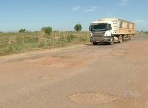 Atendendo ao pedido do MPTO, Justiça determina recuperação de trecho da TO 230 no norte do Tocantins