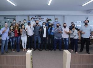 MDB de Gurupi consolida apoio a Gutierres