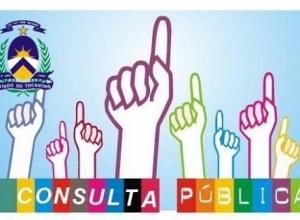 COMUNICADO SOBRE A CONSULTA PÚBLICA DO PROJETO DE CONCESSÃO DE SERVIÇOS DO NÚCLEO PARQUE DO JALAPÃO