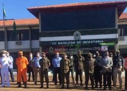 Representantes da Segurança Pública participam de simpósio organizado pelo Exército Brasileiro