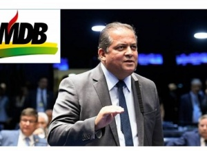 MDB antecipa escolha de candidato à presidência do Senado após avanço de Pacheco