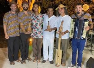 Dorivã vence 7°Festival de Música do Jalapão, Trio Bacana fica em 2º e Querenhapuque em 3º