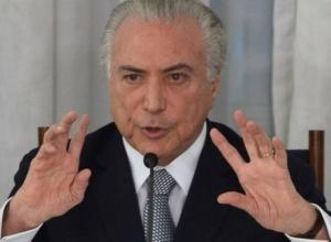 Temer libera R$ 1 bilhão em emendas durante crise