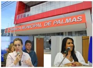 Prefeita Cinthia precisa resistir para não ser refém da câmara municipal de Palmas