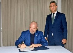 Governador Mauro Carlesse nomeia novo Procurador-Geral de Justiça