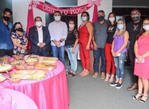 Com evento especial sobre o Outubro Rosa, Adetuc e Setas se unem em prol da Saúde da Mulher