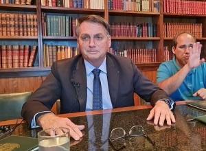 Bolsonaro volta a questionar segurança e confiabilidade do sistema eleitoral