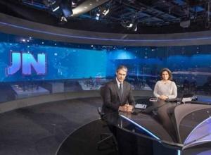 Bonner se diverte ao imitar espectador durante 'Jornal Nacional'