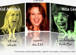 Sabrina Fittipaldi canta Kid Abelha e Rita Lee neste sábado, no Tendencies Rock
