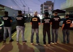 Polícia Civil do Tocantins e Secretaria da Fazenda deflagram operação para recuperação R$ 1,8 Milhões em créditos tributários
