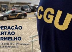 Covid-19: CGU, PF e MPF combatem fraudes em Fortaleza (CE)