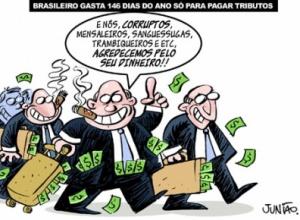 Fundo Partidário uma aberração brasileira