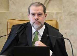 Toffoli vota para encerrar comissão de impeachment de Witzel