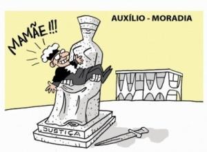 Auxílio-moradia  'absurdo jurídico' ou injustiça social