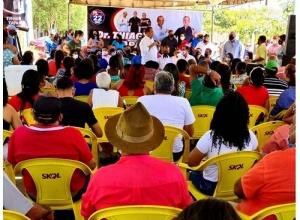 PL, PV, PSL,PRTB, PSB, PDT, SOLIDARIEDADE, DEMOCRATAS E PSDB HOMOLOGAM DR.THIAGO TAPAJÓS PARA PREFEITO EM CONVENÇÃO HISTÓRICA