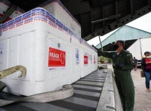 Ministério inicia distribuição de mais 9,1 milhões de doses