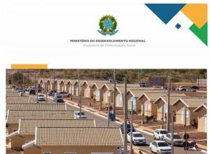 Governo Federal entrega moradias a 500 famílias de baixa renda de Palmas (TO) nesta quarta-feira (29)