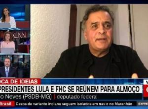 Aécio Neves: candidatura de Doria à Presidência pode levar PSDB ao isolamento