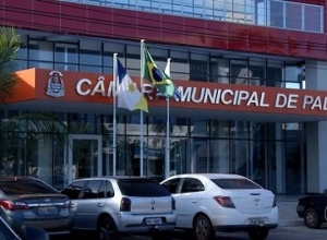 """CAMARA MUNICIPAL DE PALMAS: TCE IMPEDE CRIAÇÃO DO """"TREM DA ALEGRIA"""""""