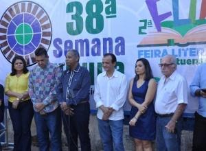 Edivaldo Rodrigues será o escritor regional homenageado e patrono da 38ª Semana da Cultura e II FLIP de Porto Nacional