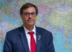 Ministro do turismo cumpre agenda em Porto Nacional no dia do aniversário da cidade