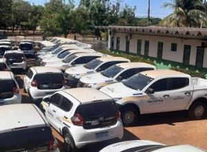 Governo do Tocantins repassa ao Ruraltins 63 novos veículos para reforçar serviços de assistência técnica ao produtor rural